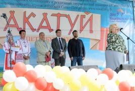С успехом прошел юбилейный Акатуй в Санкт-Петербурге